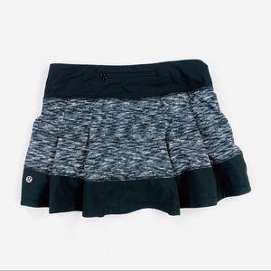 Lululemon athletica skirt with shorts